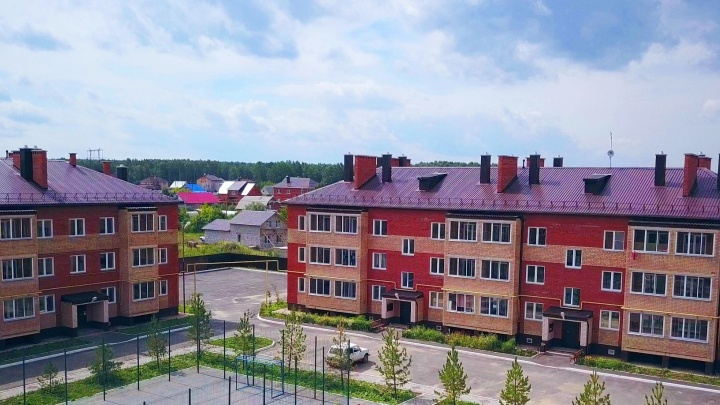 Городской комфорт на природе: открыты продажи квартир в ЖК «Прудный»
