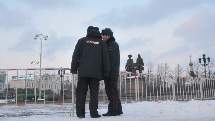 В Екатеринбурге уволили высокопоставленного полицейского и наказали еще 78 силовиков
