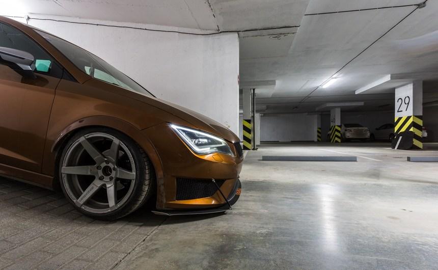 Стоимость места в паркинге — от 350 000 рублей