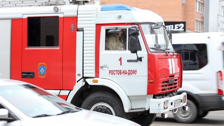 В пожаре в девятиэтажке на СЖМ погиб пожилой мужчина