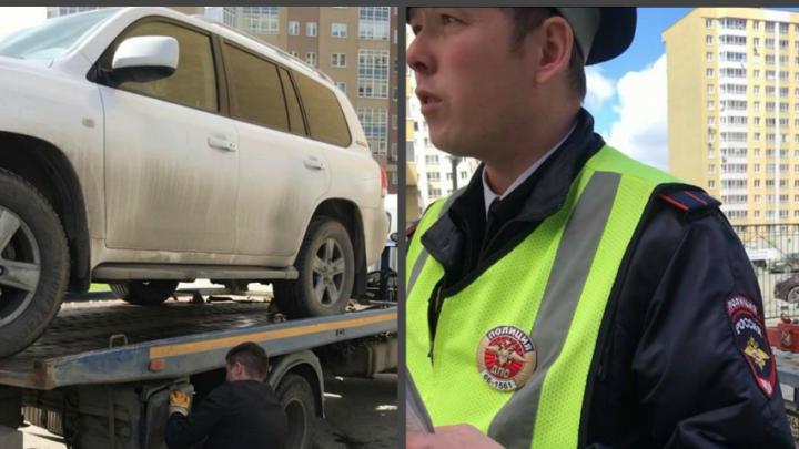 Группа разбора: ищем крайних в скандальной эвакуации внедорожника с ребёнком в Екатеринбурге