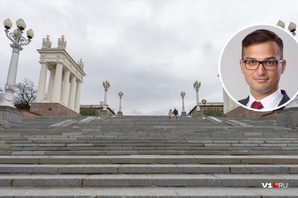 Урбанист Дмитрий Любитенко высказал своё мнение по прошедшей реконструкции центральной набережной