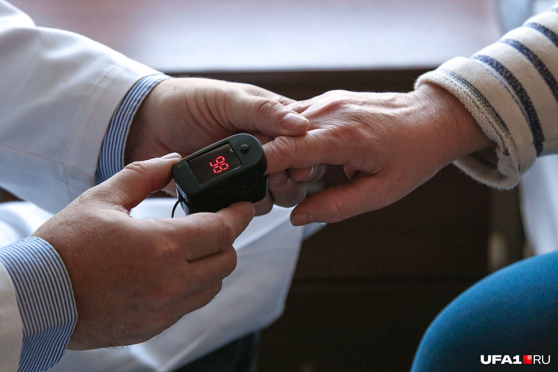 Эксперту частота пульса у пациента тоже может о многом рассказать