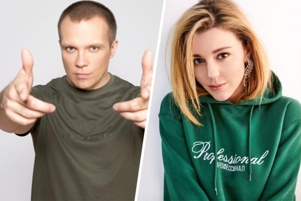 DJ Грув и Юлианна Караулова выступят с новогодним концертом в Ростове на Театральной площади
