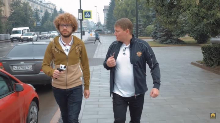 «Стратегии у мэра нет»: урбанист и психолог оценили Сергея Ерёмина после прогулки с Варламовым