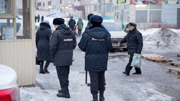 В Уфе под окнами новостройки нашли труп женщины