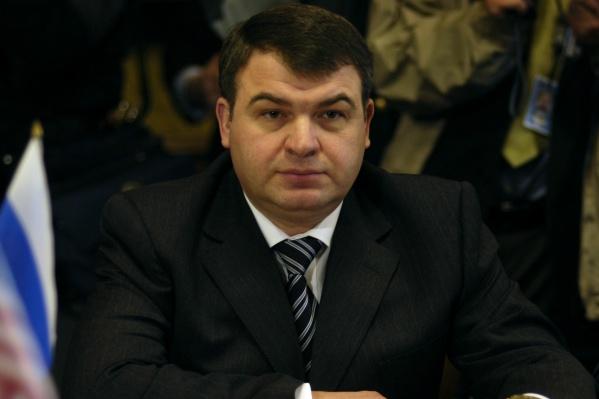 Анатолий Сердюков несколько лет возглавлял совет директоров ПАО «Росвертол»