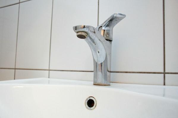 Воды нет в 70 домах