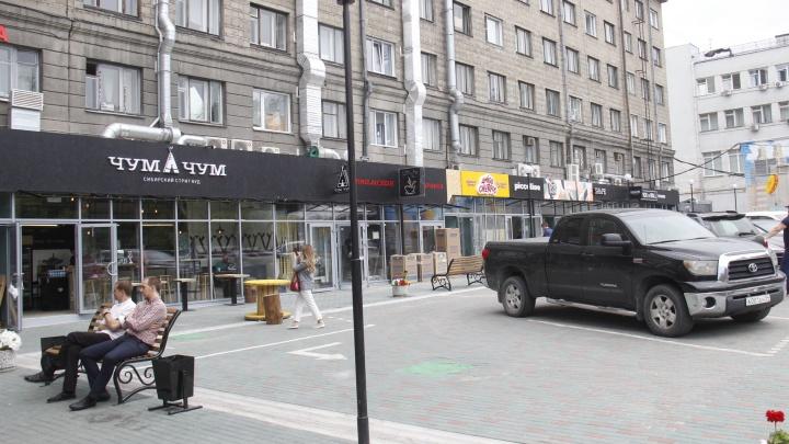 За гостиницей «Центральная» откроются кафе с испанским «хворостом», супами и лапшой