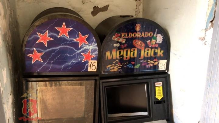 В Норильске накрыли подпольный зал игровых автоматов