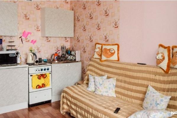 Стоимость аренды «однушек» в Новосибирске выросла сильнее всего по стране