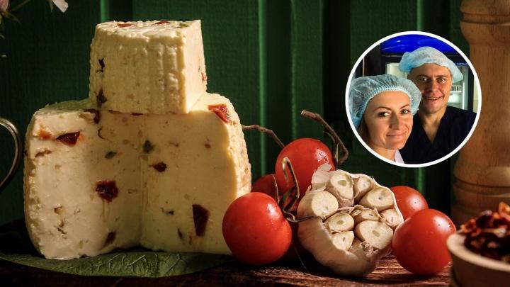 От Волги до Черного моря: зачем семья самарских сыроваров переехала в Крым?