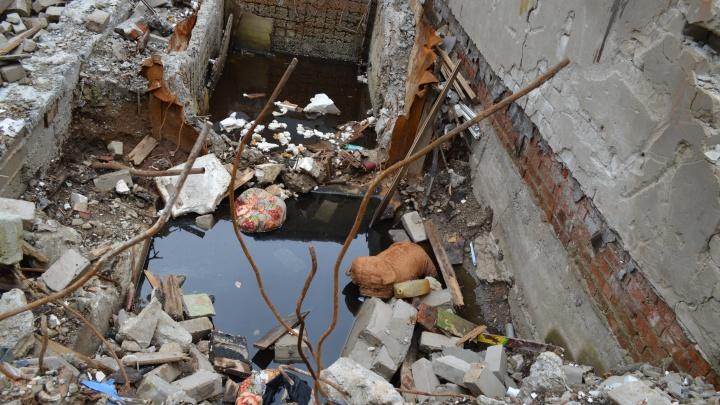В Перми ищут владельцев 25 гаражей на Разгуляе, чтобы заплатить им компенсации