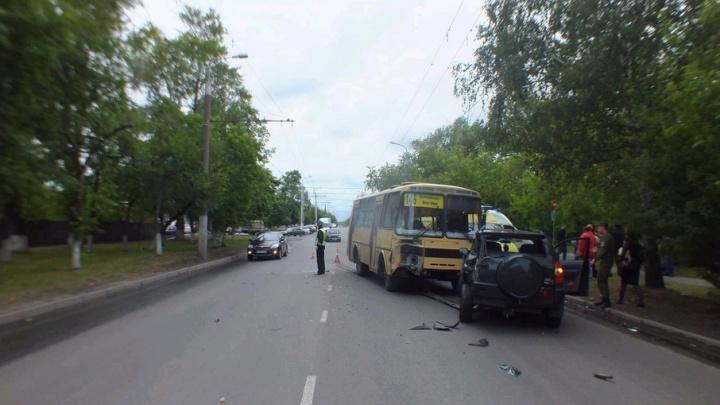 Семь человек пострадали в авариях за прошедшие сутки в Кургане