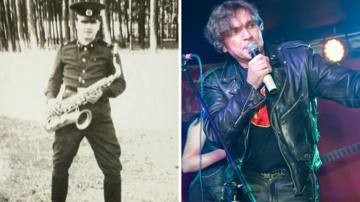 """История одного рокера: """"В юности я удирал от ОМОНа по водосточной трубе, а сейчас учу людей говорить"""""""