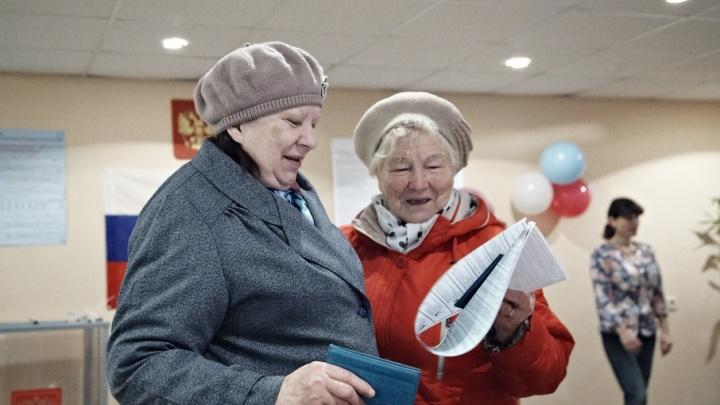 В Архангельской области в день выборов продлят время голосования