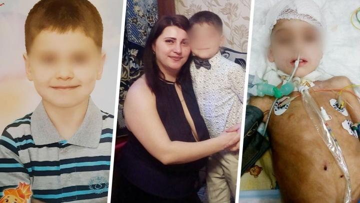 Мама мальчика, которому в Нижнем Тагиле прострелили голову, ищет нейрохирургов для спасения сына