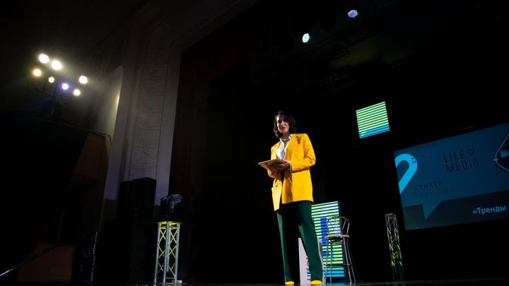 «Конкуренция будет только увеличиваться»: Тина Канделаки рассказала, как не лишиться рабочего места
