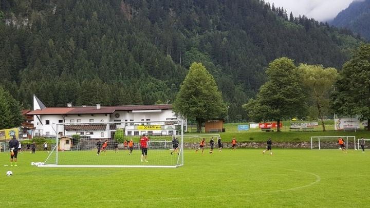 Уфимские футболисты будут тренироваться в Австрии