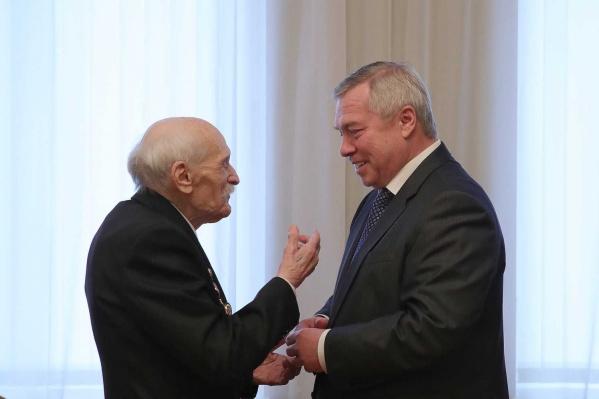 Ветераны Ростовской области могут получить 25 тысяч рублей