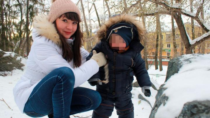 Объявился отец трехлетнего мальчика, которого нашли на Ленина