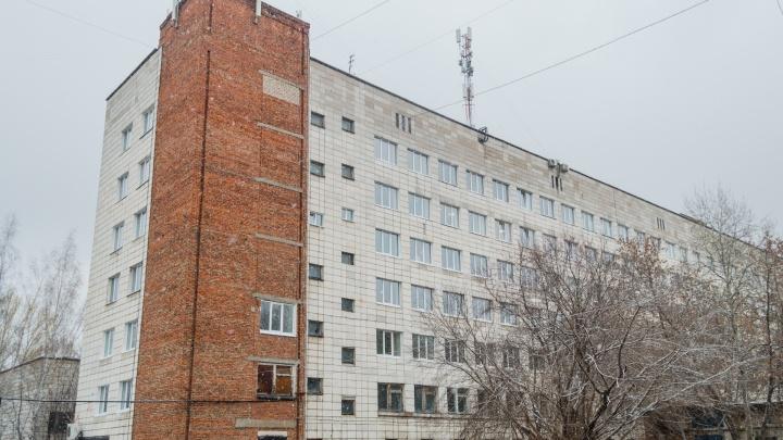 В 2020 году отремонтируют приёмное отделение МСЧ № 9 — главной больницы экстренной помощи в Прикамье