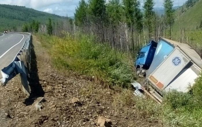 ДТП произошло в 153 километрах от Читы