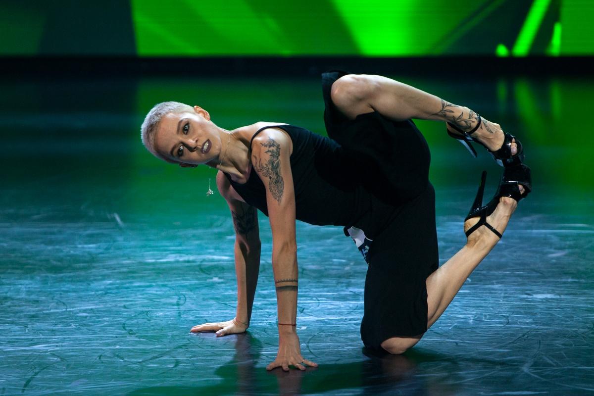 26-летняя Гульнара Бикметова с детства увлекалась эстрадными танцами