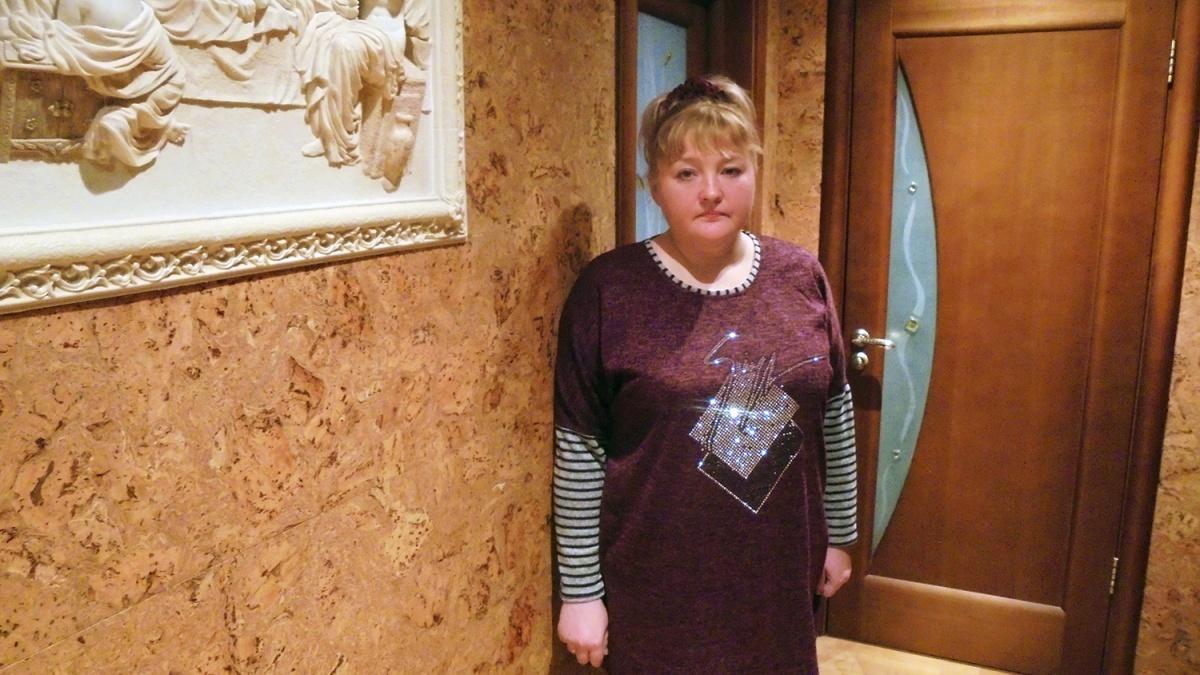 Врач и бывшая заведующая платным отделением поликлиники  № 9  Мария Соболева судится за восстановление на рабочем месте