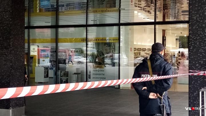 Полиция назвала сообщения о минировании торговых центров Волгограда фейками