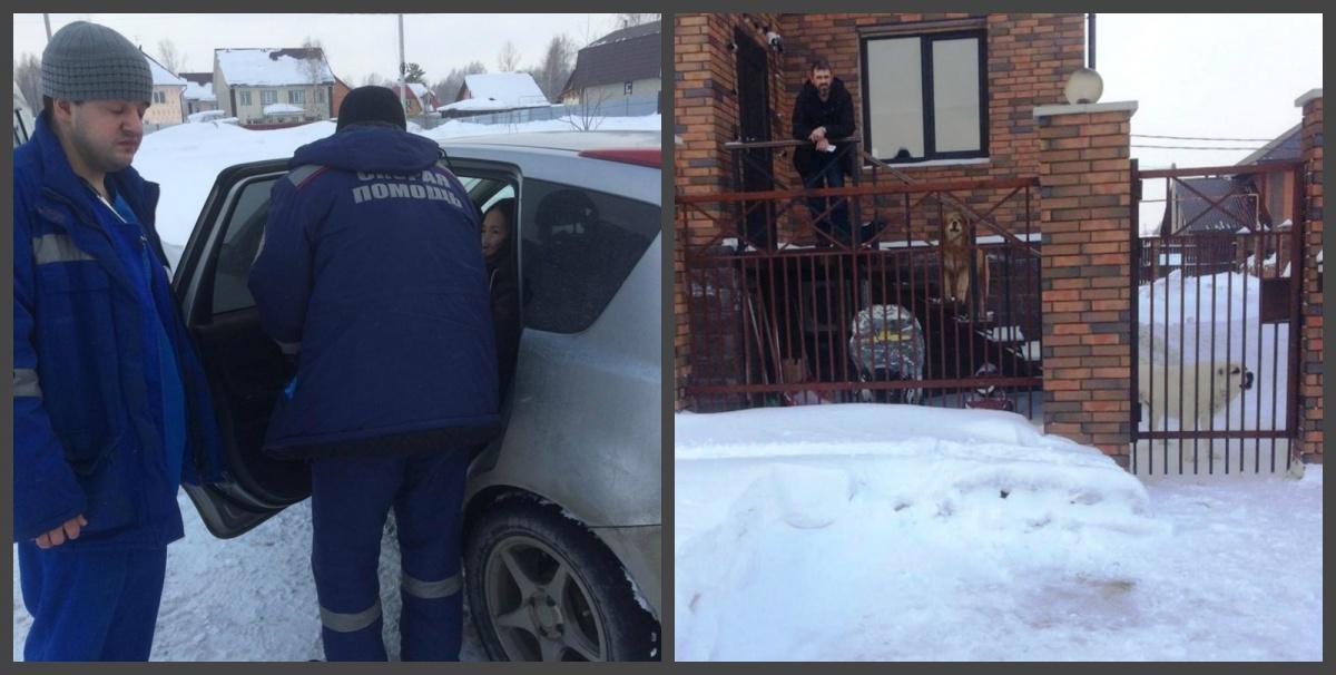 Сибирячка поехала покупать коляску, а в итоге оказалась в больнице после нападения собаки продавцов
