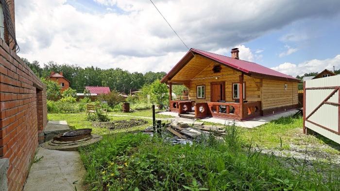 Как построить деревянную баню на даче