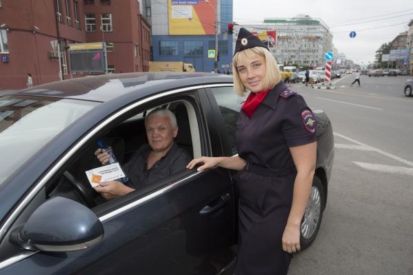 В эти выходные автоинспекторы будут особенно тщательно проверять водителей на алкоголь