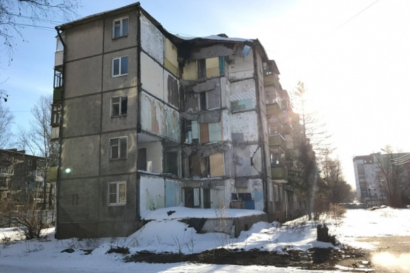 На месте дома, где прогремел взрыв, построят высотку