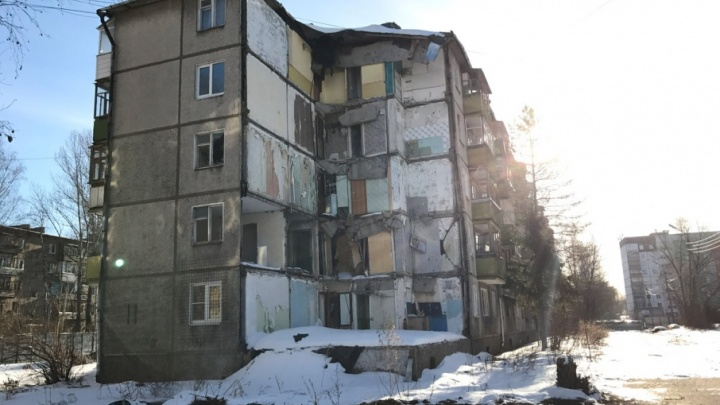 На месте взорвавшегося дома на 6-й Железнодорожной построят высотку