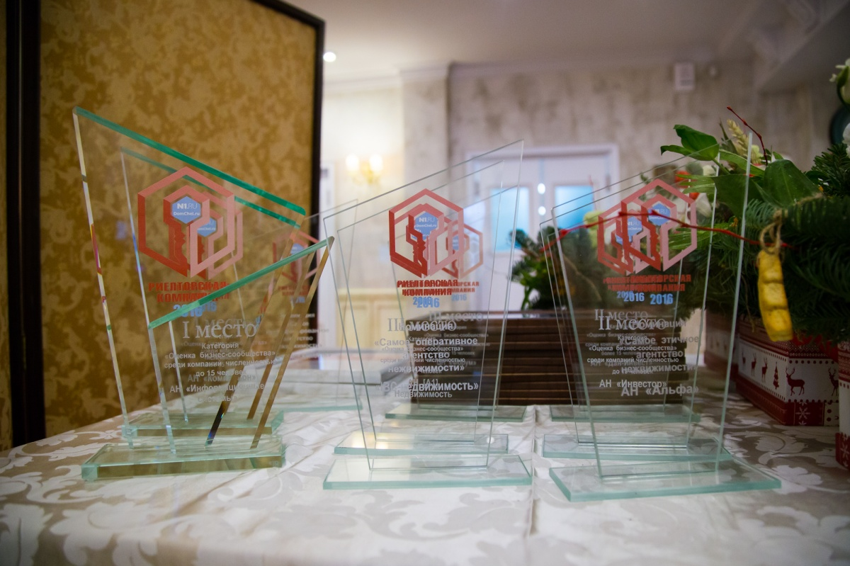 Конкурс «Риелторская компания года»