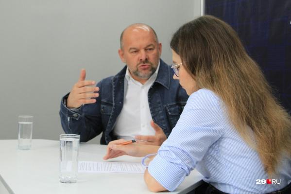 Игорь Орлов: «Референдум не может проводиться по подобного рода вопросам»