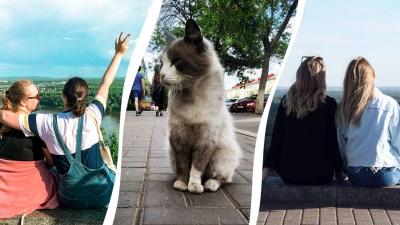 Любовь и позитив в Уфе: разглядываем лучшие фото недели из Instagram