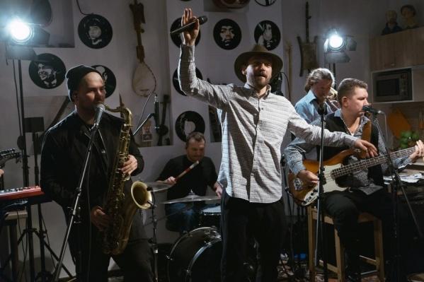 Музыканты представят в Архангельске программу со своими хитами