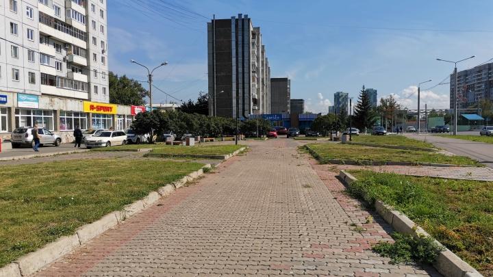 Началось голосование за места для новых скверов в Красноярске