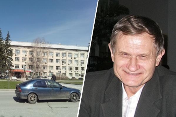 Кандидат физико-математических наук Валерий Мирошниченко