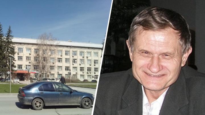В Академгородке посреди улицы умер кандидат наук: его пытались спасти прохожие
