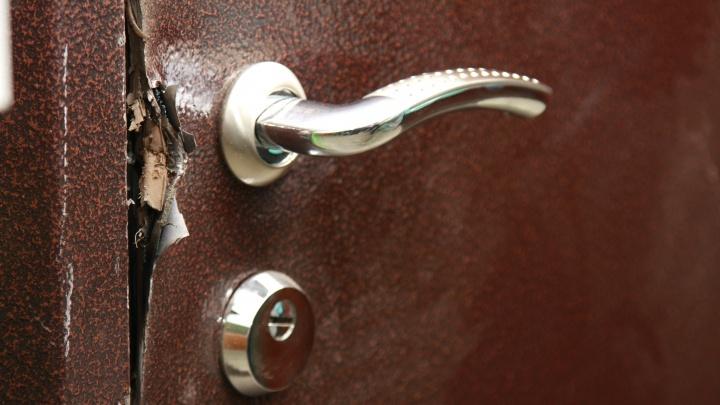 В Каргапольском районе грабитель утащил металл, не испугавшись соседки