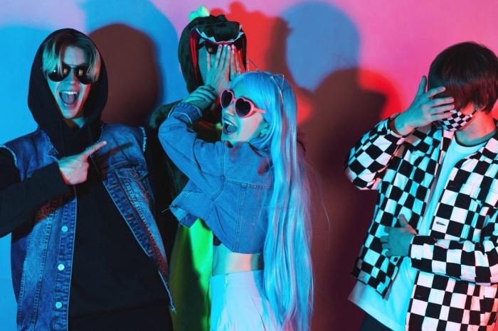 Группа «Френдзона» — это молодой поп-панк-коллектив, который любят школьники