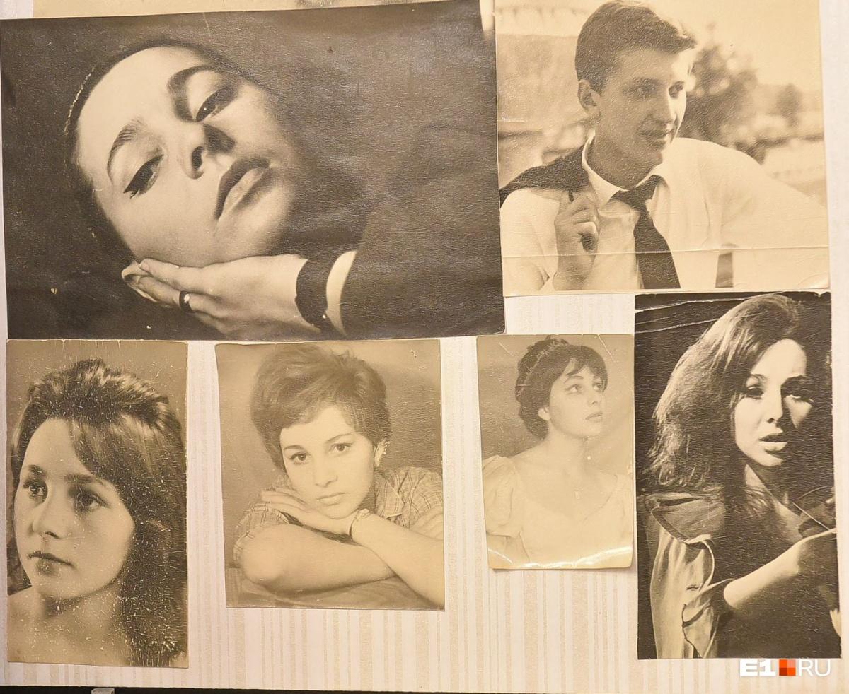 Фото разных лет