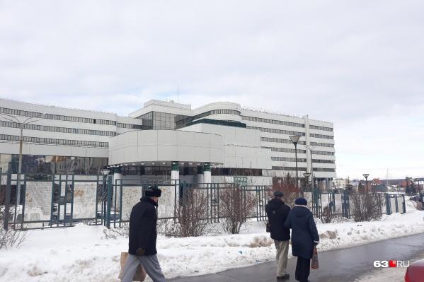 Ненаправление в онкоцентр (на фото) стоило должности руководителю поликлиники