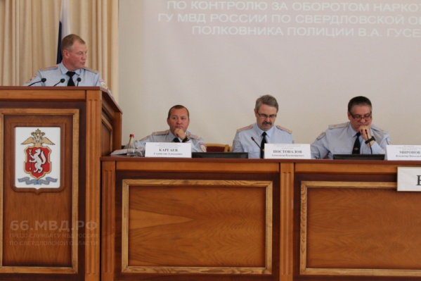 Начальник главного управления объявил выговор двум руководителям территориальных ОВД