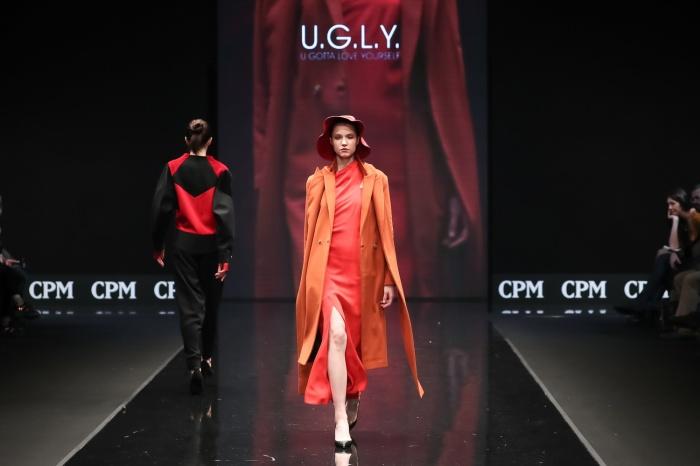 Одежда отНани Коберидзе выходит под брендом с названиемU. G. L. Y., что переводится как уродливый