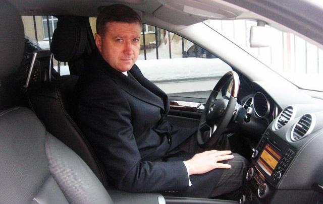 Осужденного за получение взятки экс-депутата Владимира Сюсина освободили по УДО