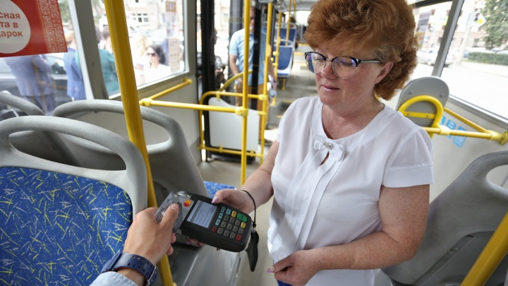 Вставить не получится: 74.ru опробовал оплату проезда в Челябинске банковской картой